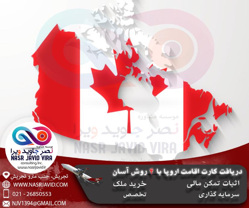 اقامت کشور یونان و شرایط درخواست ویزا کانادا