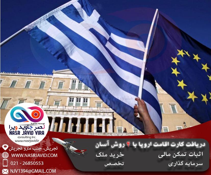 ایالات متحده از برنامه سبز یونان حمایت می کند